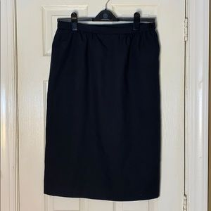 Pendleton Career Work Skirt Size 14